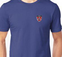 Rushmore Perfect Attendance Pin Unisex T-Shirt