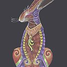 Hare Totem by Jezhawk