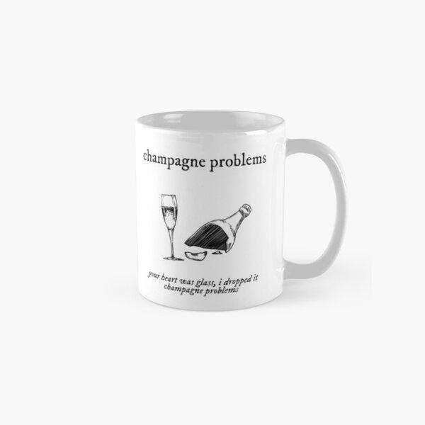 problèmes de champagne Mug classique