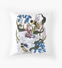 We Won't Bee Lonely Throw Pillow