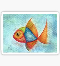 fish 2 Sticker