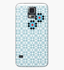 Math Tessellation Pattern Case/Skin for Samsung Galaxy
