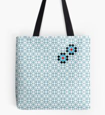 Math Tessellation Pattern Tote Bag