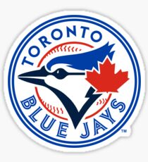 Toronto Blue Jays logo Sticker