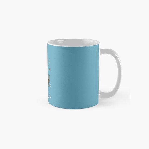 I Otterly Love You Classic Mug