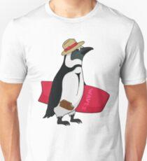 Surfing bird T-Shirt