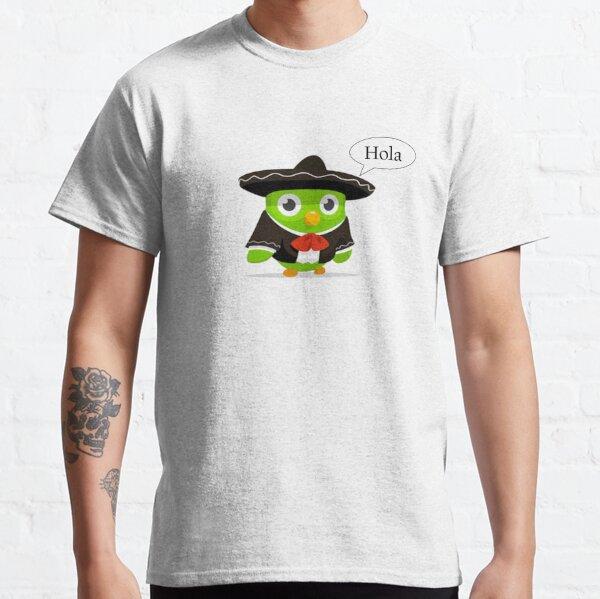 duolingo spanish Classic T-Shirt