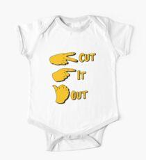 cut it out Kids Clothes