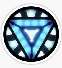 Arc Reactor Sticker