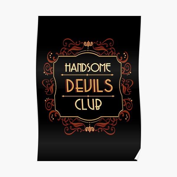Handsome Devils Club Poster