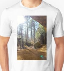 Cave Light Unisex T-Shirt