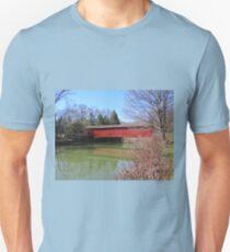 McGees Mills Covered Bridge T-Shirt