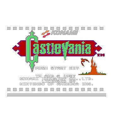Castlevania by martyrofevil