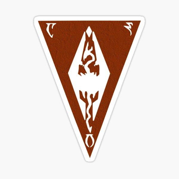 Morrowind Emblem  Sticker