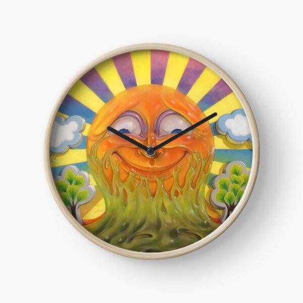 Happy! Clock