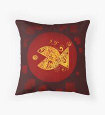 Gravity Falls Fez Symbol Throw Pillow