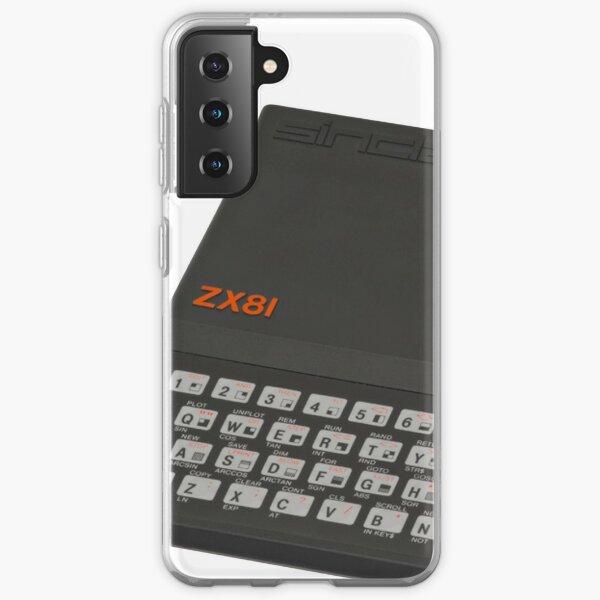 Sinclair Spectrum ZX81 Samsung Galaxy Soft Case