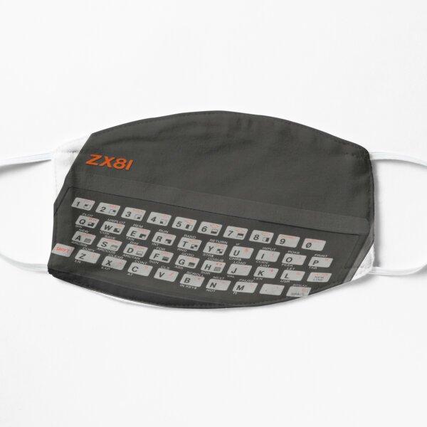 Sinclair Spectrum ZX81 Flat Mask