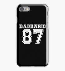 Matthew Daddario Jersey iPhone Case/Skin