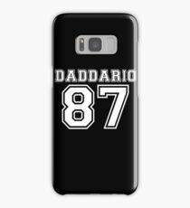 Matthew Daddario Jersey Samsung Galaxy Case/Skin