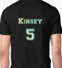 Kinsey Scale 5 Unisex T-Shirt