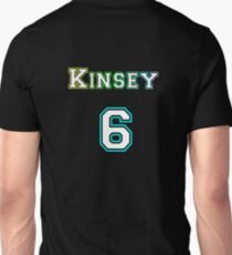 Kinsey Scale 6 Unisex T-Shirt