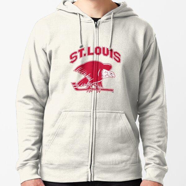 St. Louis Eagles Zipped Hoodie