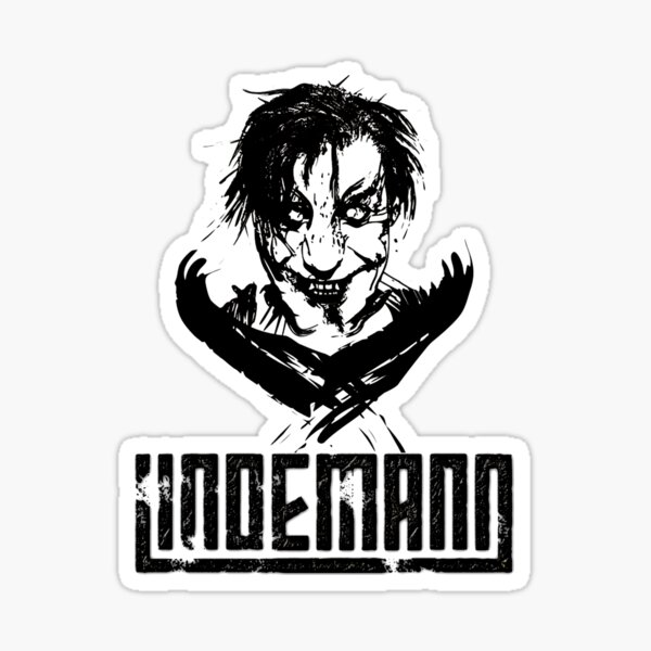 lindemann grand public Sticker