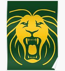 Les Lions Poster