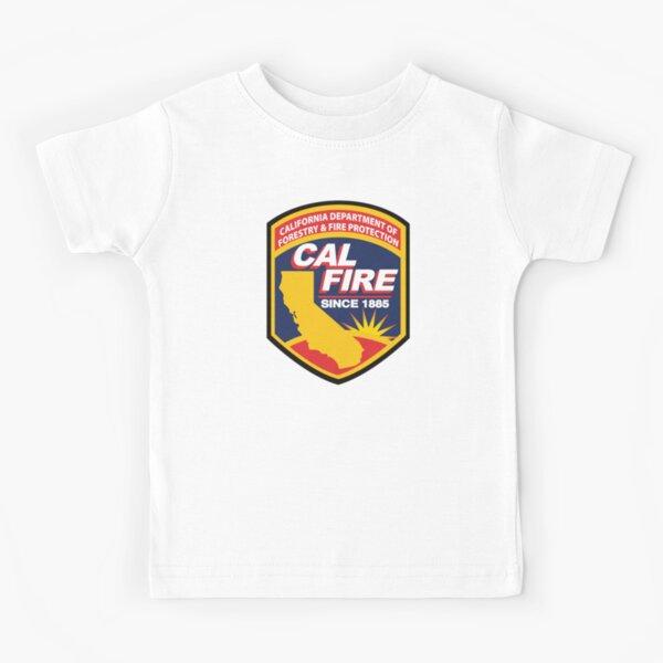 cal fire  Kids T-Shirt