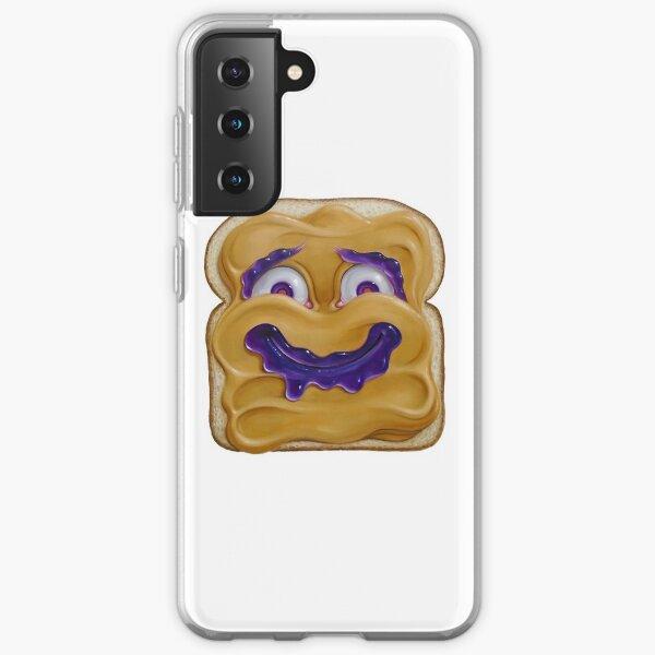 Happy Peanut Butter Samsung Galaxy Soft Case
