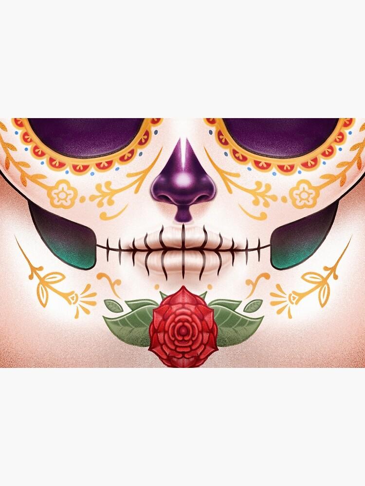Sugar Skull by carlostato