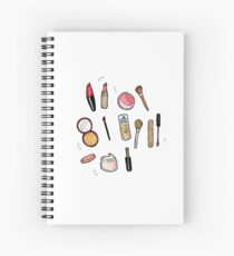 Makeup gal Spiral Notebook