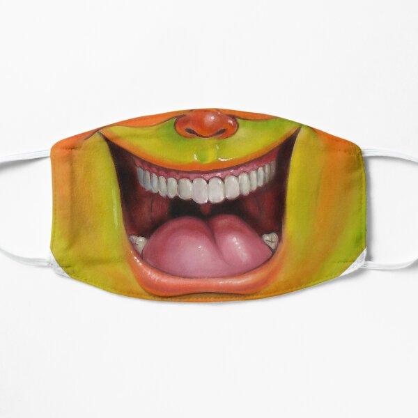 Green Jelly Head 2 Flat Mask