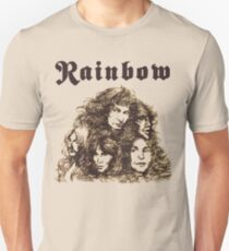Long Live Rock and Roll Rainbow T-Shirt