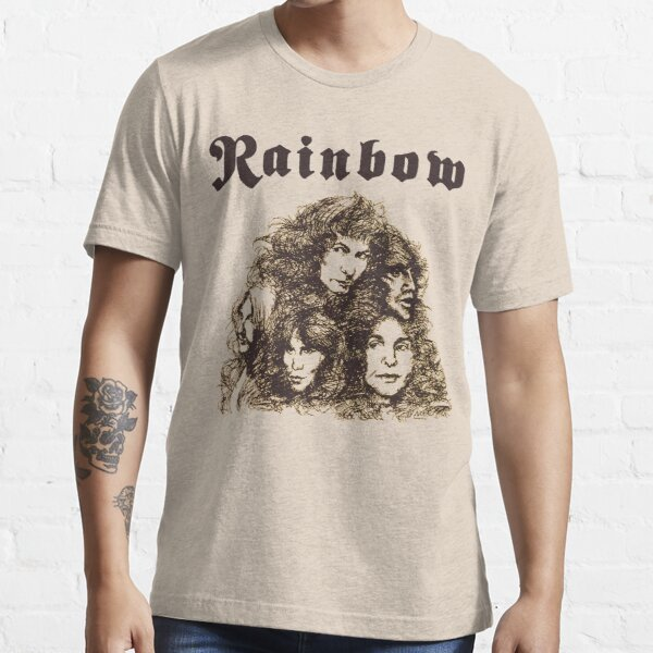 Long Live Rock and Roll Rainbow Essential T-Shirt