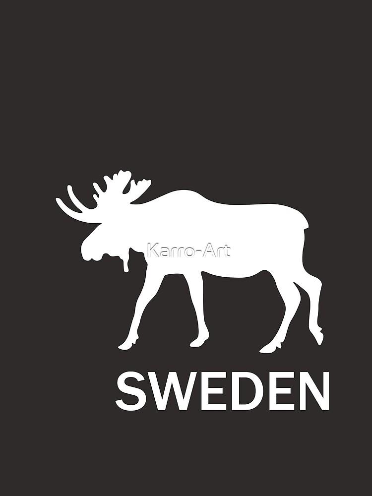 sweden by Karro-Art