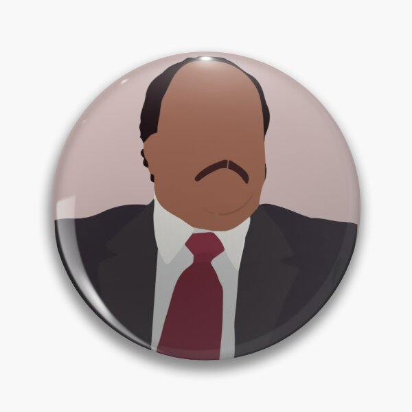 lanyards and more backpacks Perfect for jackets The Office Button Pins Stanley Hudson