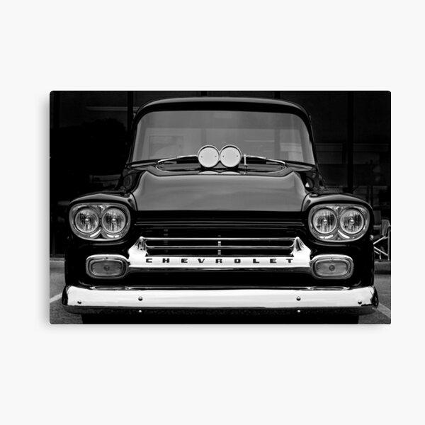 1958 Chevy Apache Pickup Canvas Print