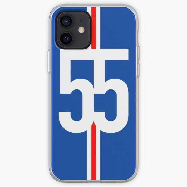 Rangers FC - 55 Champions iPhone Soft Case