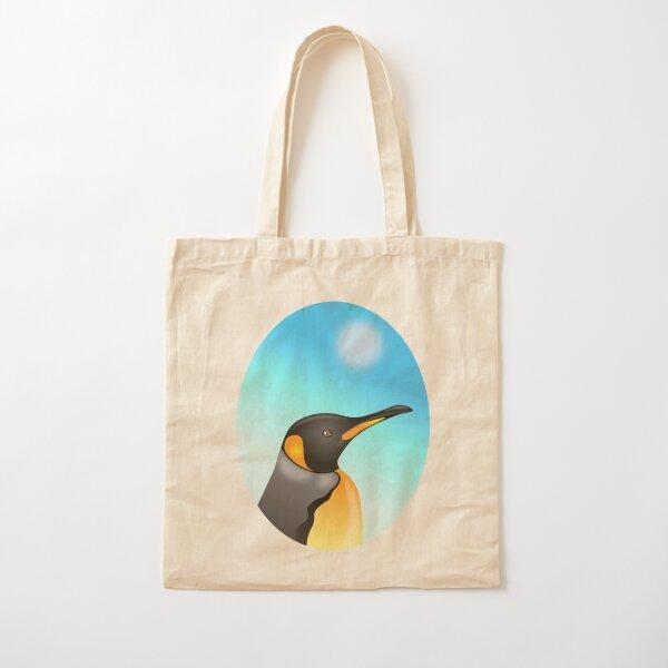 Penguin Cotton Tote Bag