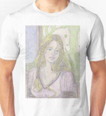 Fantasy Woman Unisex T-Shirt