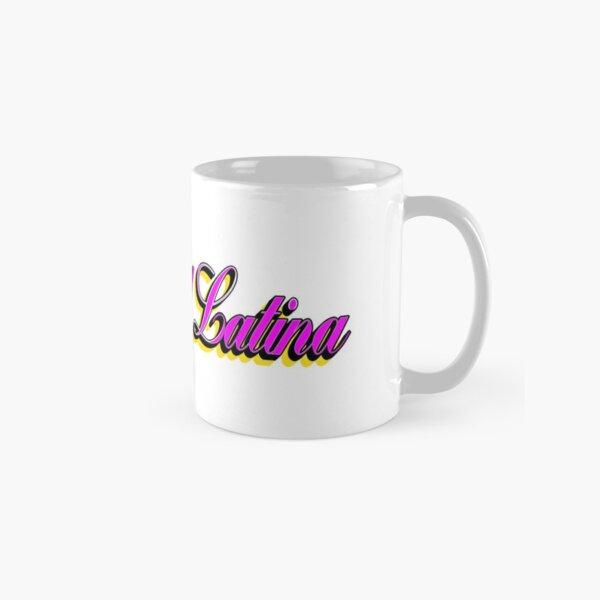 Educated latina Classic Mug
