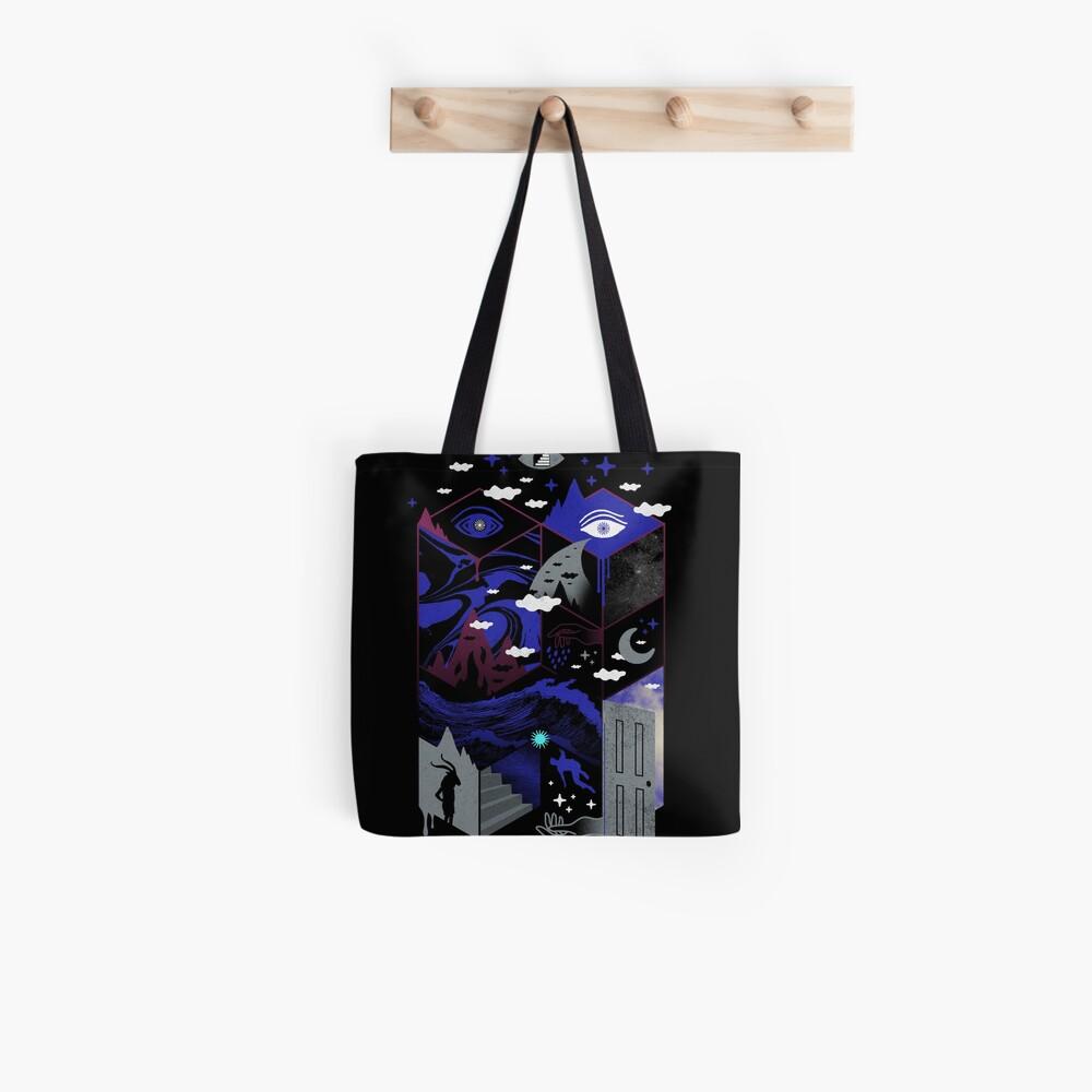 Spatial Awareness Tote Bag