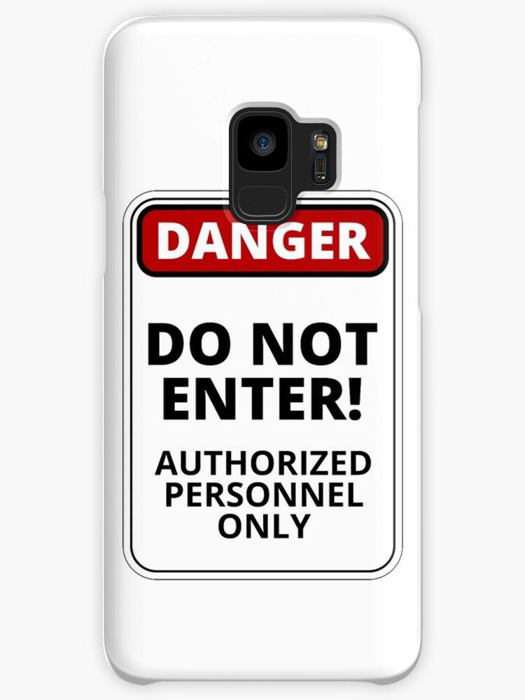 Do not Enter! by Smaragdas