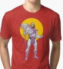 The Skeletor Of Eternia Tri-blend T-Shirt