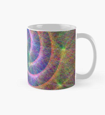 Optical lines Mug