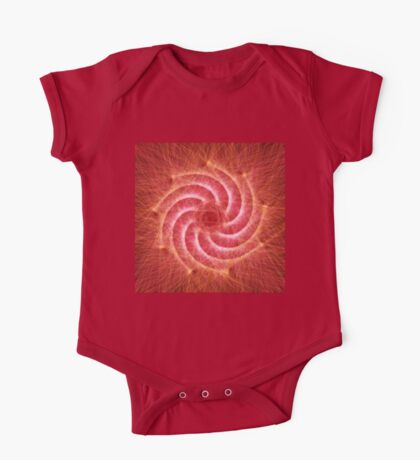 Optical lines — Red Kids Clothes