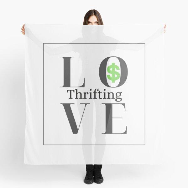 Love Thrifting Scarf