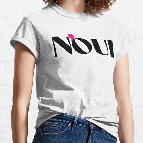 no Classic T-Shirt